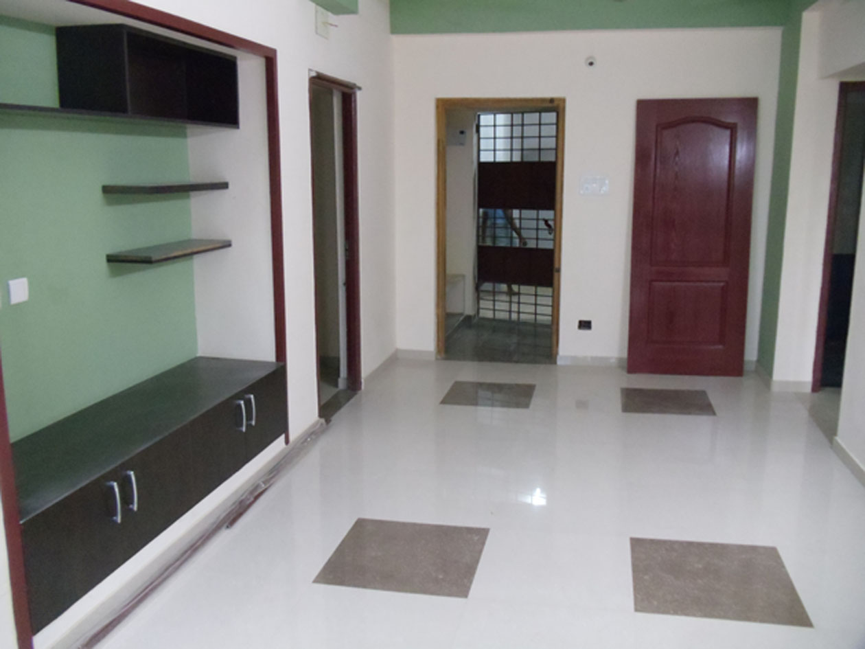 Apartment Model 3 2 Bhk 1210 Flat Promoters