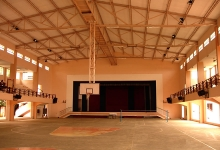 Thiagarajar College of Engineering Indoor Stadium @ Madurai