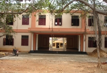 Thiagarajar College of Engineering IT Building @ Madurai