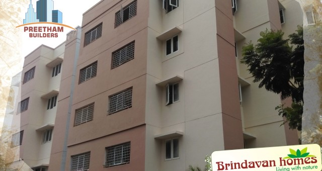 Brindavan Homes @ Kochadai Gated Community with Flats and Villas