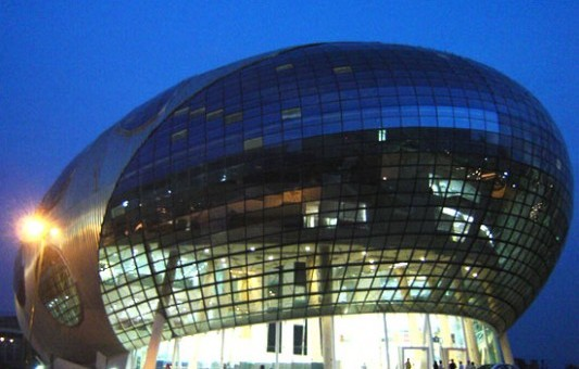 Most Spectacular Office Buildings in India