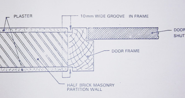 Cracks In Buildings - Thermal Crack