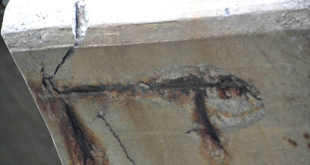 Cracks in Building – Carbonation