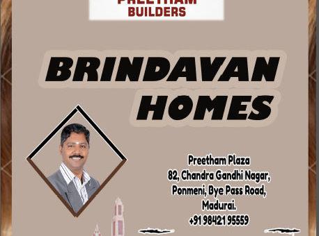 Brindavan Homes Brochure