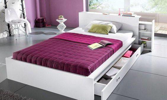 Bed Storage Designs