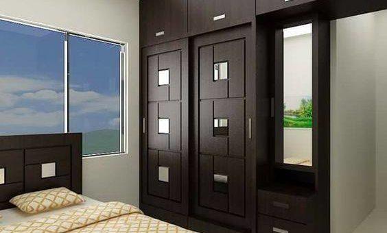 Bed Room Cabinet Design