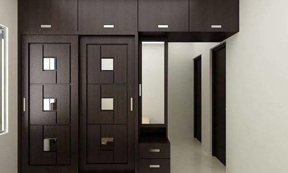 Bed Room Cabinet Design